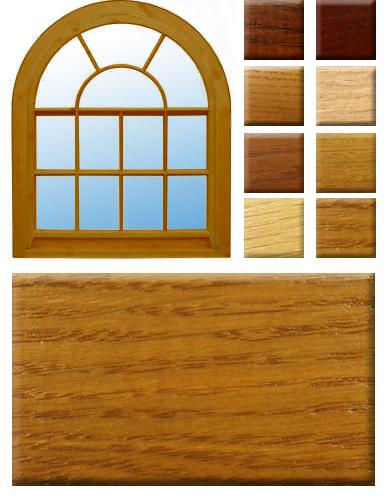 деревянное окно роста из дуба цена, комплектация, размеры, фото