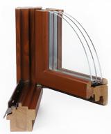 деревянное окно роста из лиственницы цена, комплектация, размеры, фото