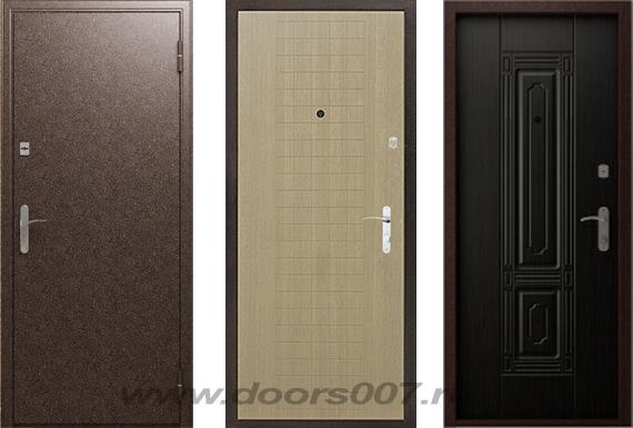 входные двери (стальные двери, металлические двери) DOORS007: дверь Торэкс ULTRA 3