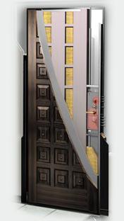 входные двери (стальные двери, металлические двери) DOORS007: дверь Гардиан П8 / Элит