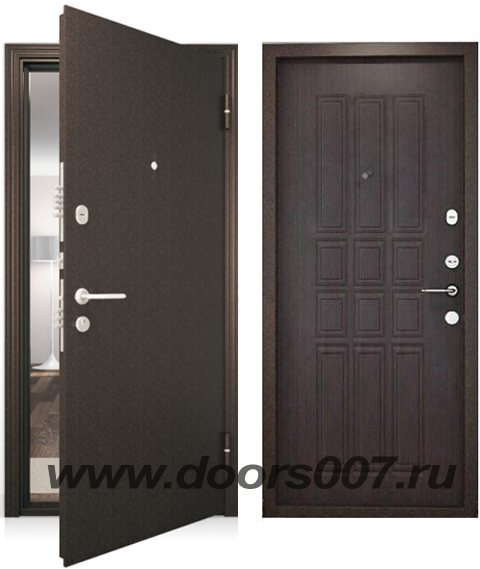 входные двери (стальные двери, металлические двери) DOORS007: дверь Торэкс SUPER OMEGA 2 (Супер Омега 2) H5