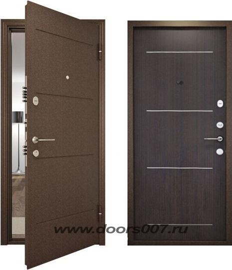 входные двери (стальные двери, металлические двери) DOORS007: дверь Торэкс SUPER OMEGA 4