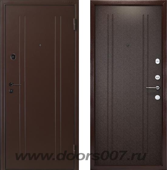 входные двери (стальные двери, металлические двери) DOORS007: дверь Торэкс SUPER OMEGA RX5