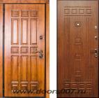 Стальная дверь PRO-TEC Неаполь (входная металлическая дверь)